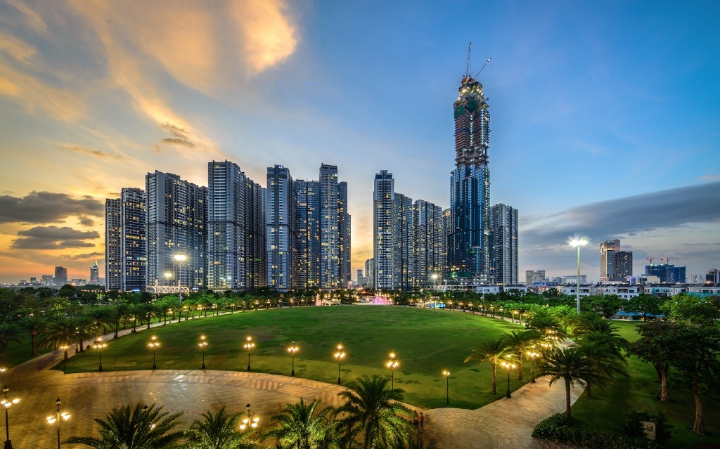 Điểm mặt 4 công viên Sài Gòn khách du lịch nhất định phải ghé thăm khi đi dulịch