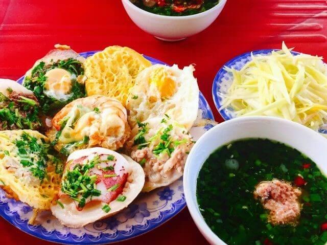 top 5 quán bánh căn NhaTrang