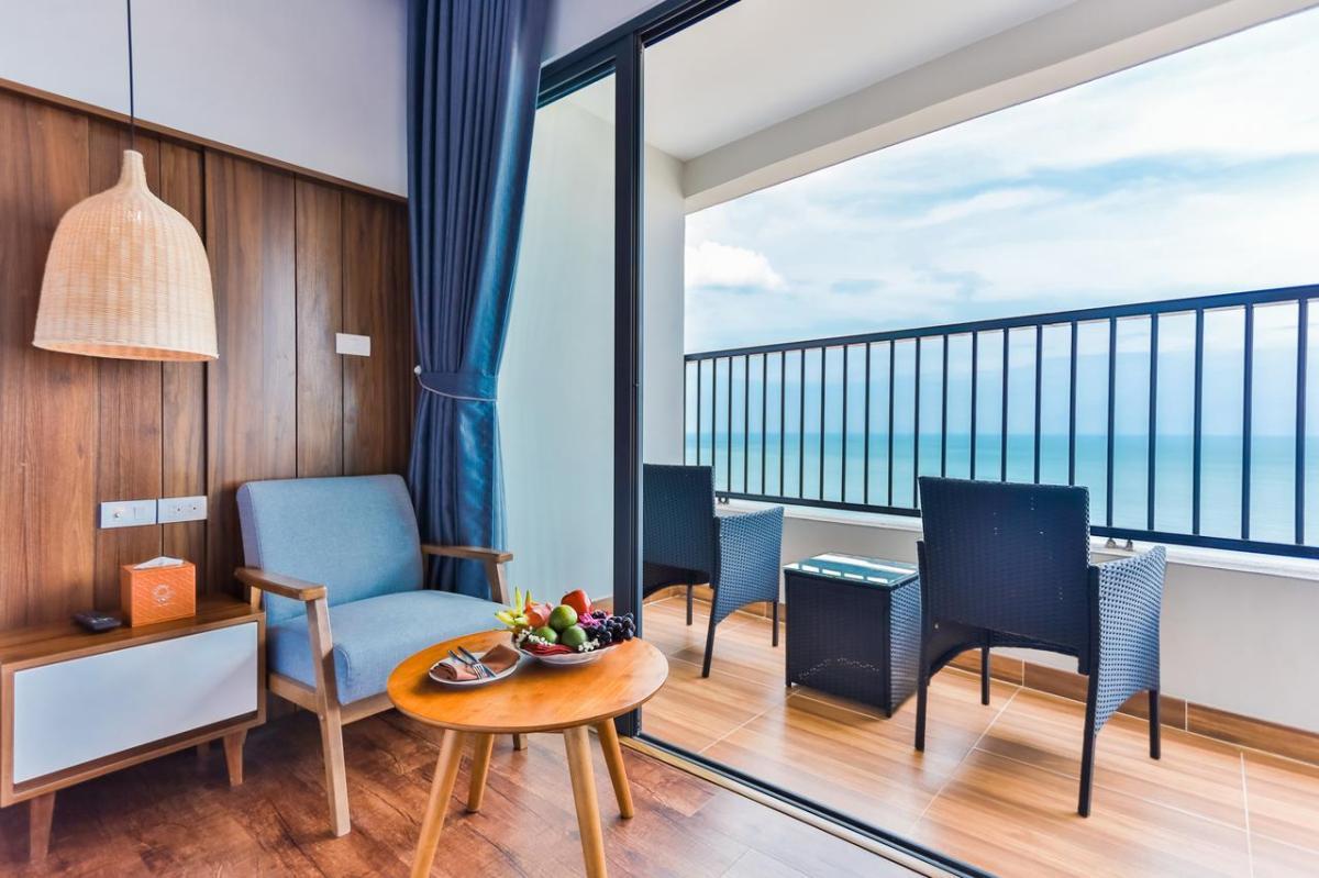 top 22 khách sạn 2 sao Vũng Tàu Bãi Sau view biển đẹp, giátốt